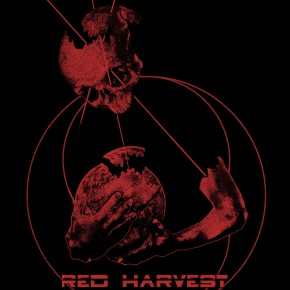 RED HARVEST T Shirt is now available !!!